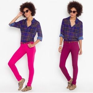 Reversible skinny jeans from Nasty Gal